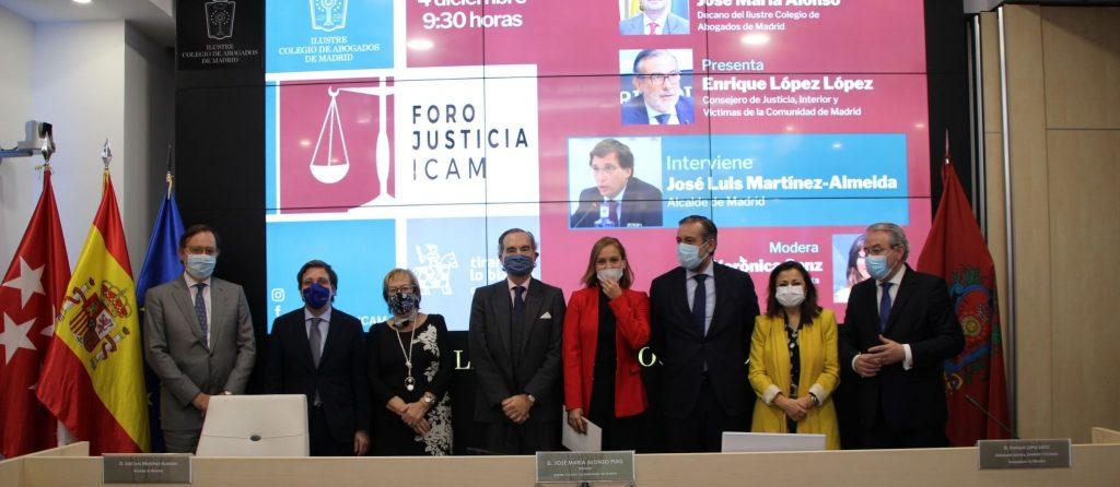 El Colegio de Abogados y el Ayuntamiento de Madrid promoverán acciones conjuntas en pro del interés general de la ciudadanía y del marco jurídico madrileño