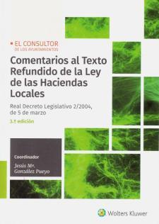 COMENTARIOS al Texto Refundido de la Ley de las Haciendas Locales