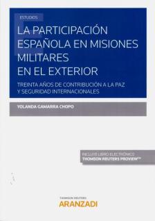 La participación española en misiones militares en el exterior