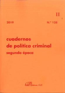 CUADERNOS de política criminal
