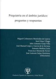 PSIQUIATRÍA en el ámbito jurídico