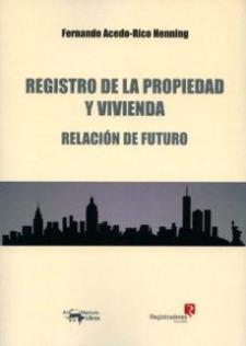 Registro de la propiedad y vivienda