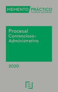 PROCESAL contencioso administrativo 2020