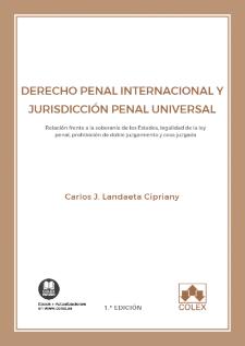 Derecho penal internacional y jurisdicción penal universal