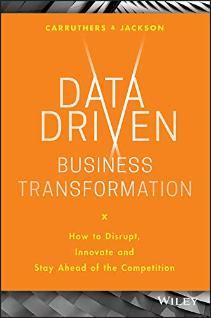 Data-driven business transformation