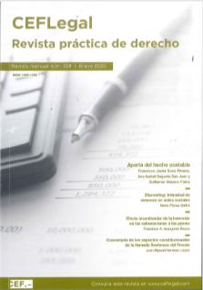 CEFLEGAL: revista práctica de derecho
