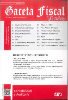 GACETA fiscal: revista mensual de orientación jurídico-tributaria