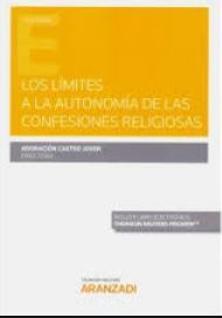 Los LÍMITES a la autonomía de las confesiones religiosas
