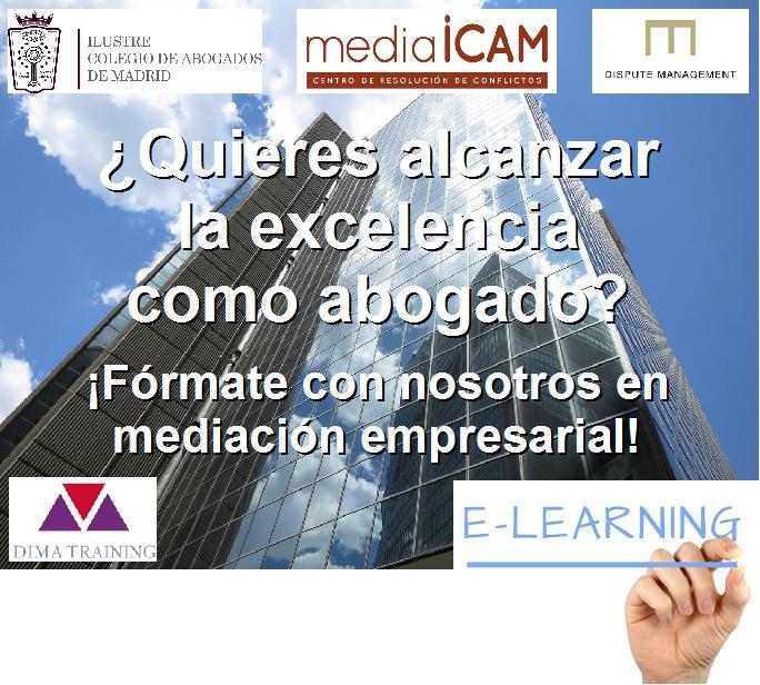 Logo web mediación empresarial