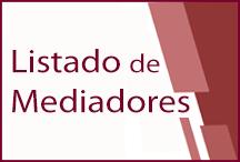Lista de Mediadores